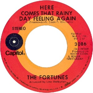 71 - Fortunes - rainy day - 1971 - 15 - 8