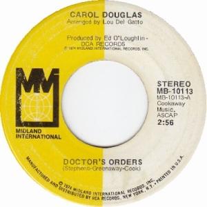 74 - Douglas, Carol - doctors - 1974 - 11 RB 9