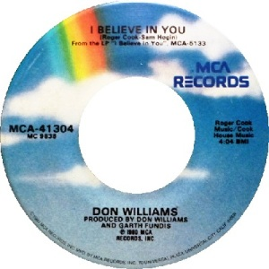 80 - Williams, D - believ e - 1980 - 24 CW 1