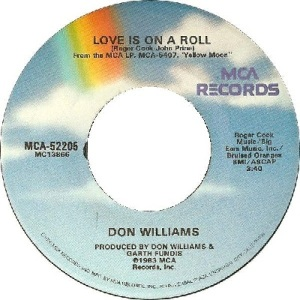 83 - Williams, D - love is - 1983 - 1 CW