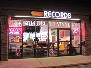 Absolute Vinyl Records EXT
