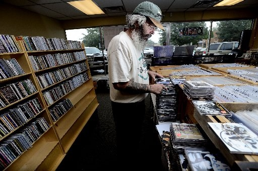 BART'S RECORD SHOP