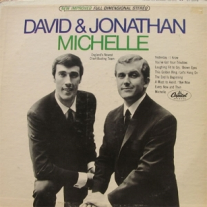 David & Jonathan - Cap LP - Michelle