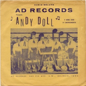 Doll, Andy - Audio Deluxe 6054 - Presents