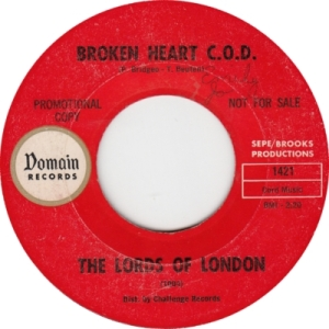 Domain 1421 - Lords of London - Broken Heart COD