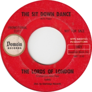 Domain 1421 - Lords of London - The Sit Down Dance