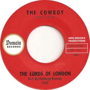 Domain 1423 - Lords of London - The Cowboy