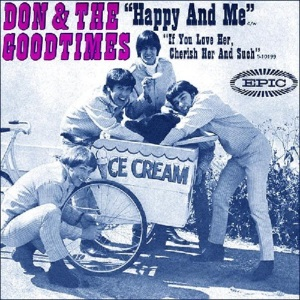 Don & Goodtimes - Epic 10199 - Happy and Me