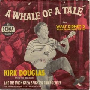 Douglas, Kirk - Decca 286 - Whale of a Tale