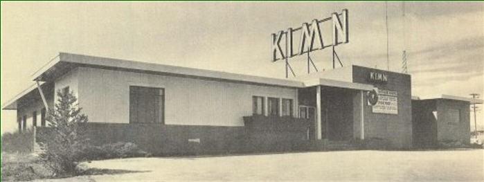 KIMN studio
