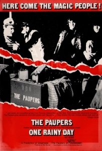 Paupers - 1967 CB - One Rainy Day