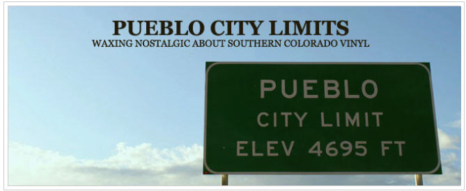 Pueblo City Limit