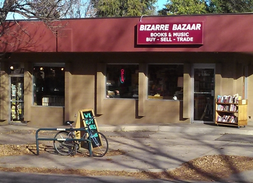 RECORD STORE - FORT COLLINS BAZARR NEW