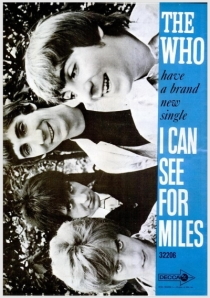 Who - 10-67 - I Can See for Miles
