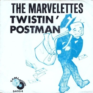 1961 - Marvelettes - Twistin Postman - 34 rb 13