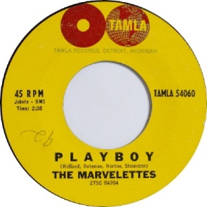1962 - Marvelettes - Playboy - 7 RB 4