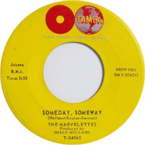 1962 - Marvelettes - someday - #8 RB