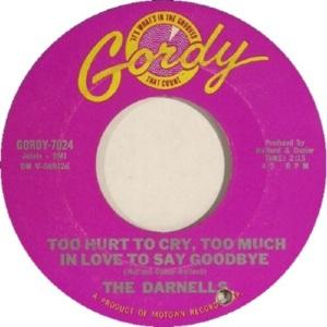 1963 - Darnells - too hurt - #117