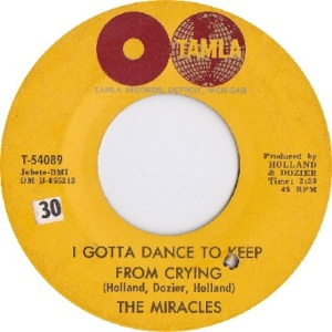 1963 - Miracles - dance - #35 RB 17