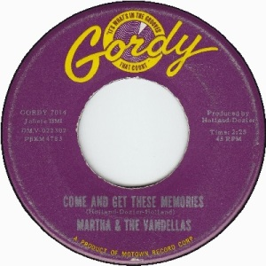 1963 - Vandellas - come - 29 #6 rb