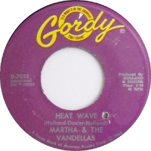 1963 - Vandellas - heat - 4 #1 rb