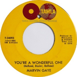 1964 - Gaye - wonderful one - 15 RB 3