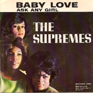 1964 - Supremes - baby love - 1 rb 1 uk 1