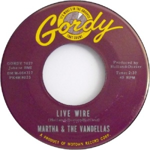 1964 - Vandellas - wire - 42 #11 rb