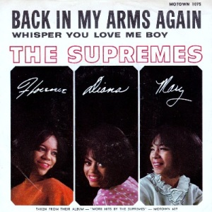 1965 - Supremes - back in - 1 rb1 uk 40