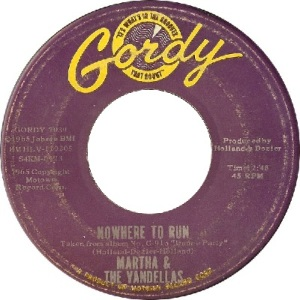 1965 - Vandellas - nowhere - #8 rb 5 uk 26