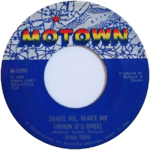 1966 - Four Tops - shake - 18 rb 5