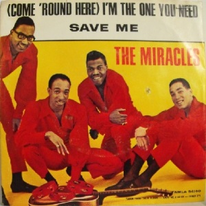 1966 - Miracles - come round - 17 rb 4 uk 37