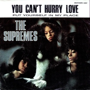 1966 - Supremes - can't hurry - 1 rb 1 uk 3