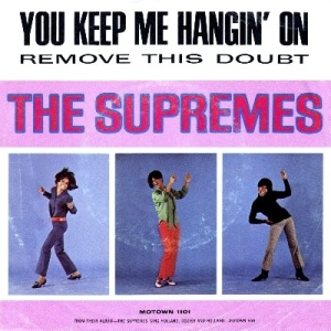 1966 - Supremes - hanging on - 1 rb 1 uk 8