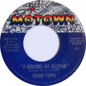 1967 - Four Tops - 7 rooms - 14 rb 10 uk 6