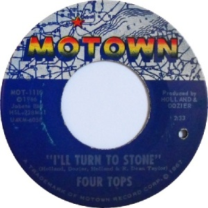 1967 - Four Tops - turn to stone - 76 rb 50