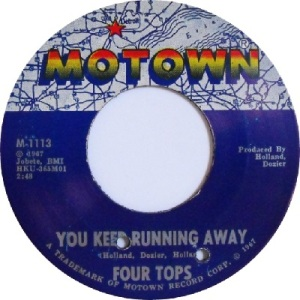 1967 - Four Tops - you keep 19 rb 7 uk 26