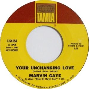 1967 - Gaye - unchanging - 33 rb 7