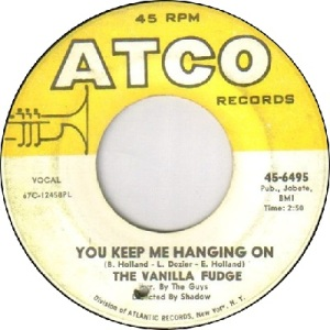 1967 - Vanilla Fudge - hanging - 67 UK 18