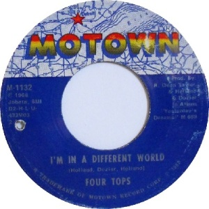 1968 - Four Tops - different - 51 rb 23 uk 27