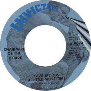 1970 - chairman - give me - 3 rb 8 uk 3