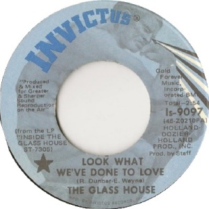 1971 - glass house - look what - 101 rb 31
