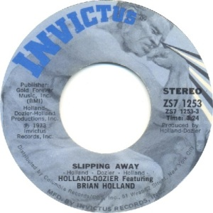 1973 - holland dozier - slipping - rb 46