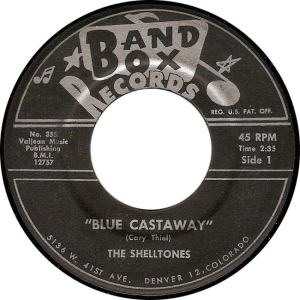 Band Box 355 - Shelltones - Blue Castaway R