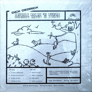 Band Box LP 1018 CV - Dedrick, Dick - Children's Tales 2