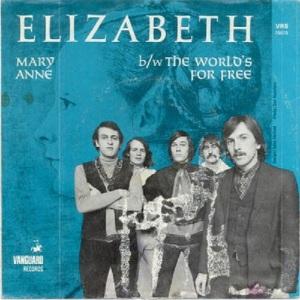 Elizabeth - Vangurd 35070 - Mary Anne
