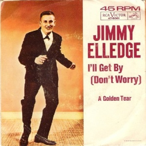 Elledge, Jimmy - RCA 8081 - A Golden Tear