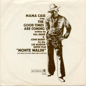 Elliot, Mama Cass - Dunhill 4253 - Good Times Are Coming