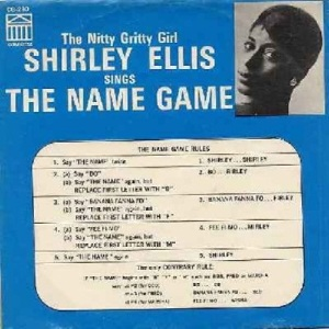 Ellis, Shirley - Congress 230 - The Name Game