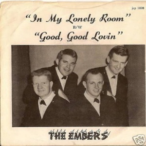 Embers - JCP 1008 - In My Lonely Room - 1964